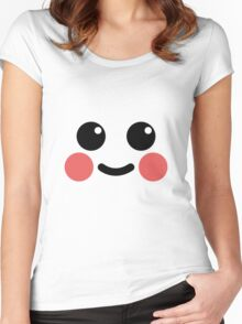 Oishi 01 - Chuckles Women's Fitted Scoop T-Shirt
