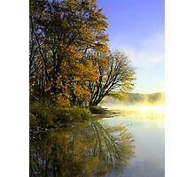 Fox Lake Revisited Photographic Print