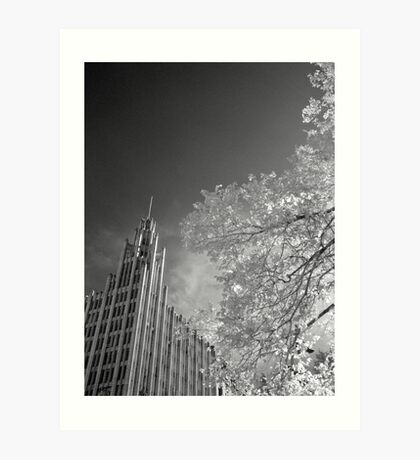 The Manchester Unity Building Art Print