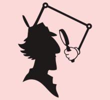 Inspector Gadget Silhouette One Piece - Long Sleeve