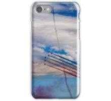 Red Arrows 3 iPhone Case/Skin