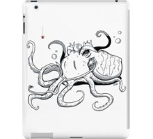Octopus Doctor iPad Case/Skin
