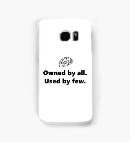 The Brain Samsung Galaxy Case/Skin