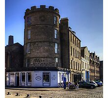 Leith Signal Tower Photographic Print