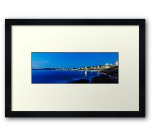Maroubra Beach - Awakening , A Different Feel Framed Print