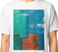 गंगा के किनारे (The Shores of Ganges) Classic T-Shirt