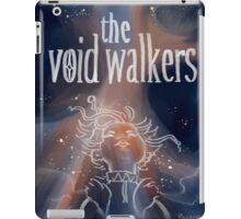 the void walkers - starscape iPad Case/Skin