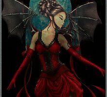 Fantacy Lady  by christine davis