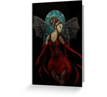 Fantacy Lady  Greeting Card