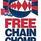FREE CHAIN CHOMP - Lone Stars (Super Mario 64) by ThatsMyTrunks