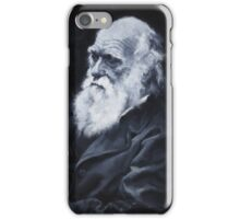 Darwin Oil Painting iPhone Case/Skin