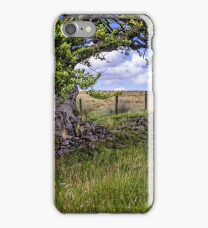 Scottish Countryside iPhone Case/Skin