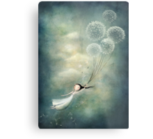 Away with the fairies  Metal Print