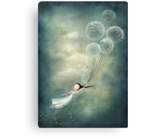 Away with the fairies  Canvas Print