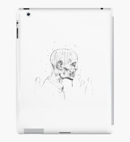 Walking Zombie iPad Case/Skin