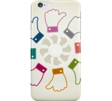 Hand7 iPhone Case/Skin