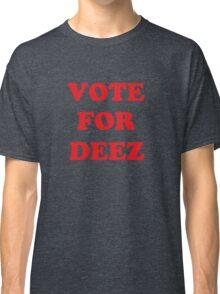 Retro Vote For Deez Nuts 2016 Classic T-Shirt