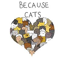 Because Cats by Sav :)