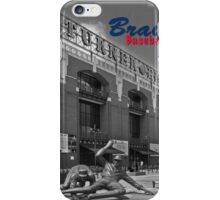 Braves Baseball iPhone Case/Skin