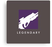 Destiny - Legendary Canvas Print
