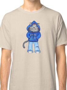 Bad Day Kitty Classic T-Shirt
