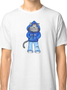 Bad Day Kitty Classic T-Shirt