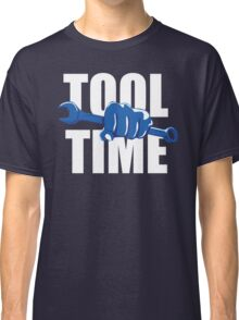 Tool Time Repair DIY T Shirt Classic T-Shirt