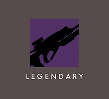 Destiny - Legendary by nyr1301