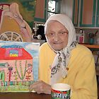 Grandma Barica- Forever in our hearts by Diane  Kramer
