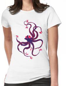 Tentacruel Womens Fitted T-Shirt