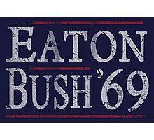 Retro Eaton Bush '69 Photographic Print