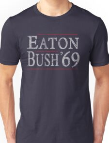 Retro Eaton Bush '69 Unisex T-Shirt