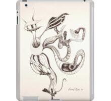 Untitled, organic abstract iPad Case/Skin