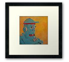 """Yakkity Yob"" Framed Print"