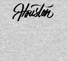 Brush Script Houston, Texas Unisex T-Shirt