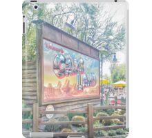 welcome to carsland iPad Case/Skin