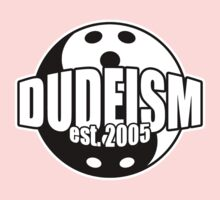 Dudeism... the Yin-Yang Kids Clothes
