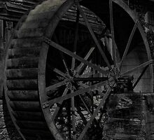 White's Mill by lynell