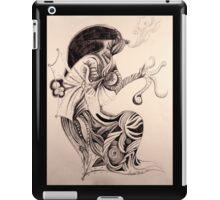 Of Smoke and Vine iPad Case/Skin