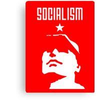 Socialism Canvas Print