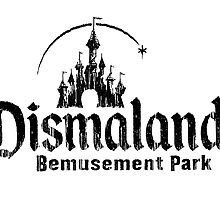 Dismaland by pwrighteous