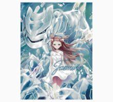 Pokemon - Jasmine - Steelix Kids Tee