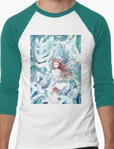 Pokemon - Jasmine - Steelix Men's Baseball ¾ T-Shirt