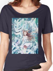Pokemon - Jasmine - Steelix Women's Relaxed Fit T-Shirt
