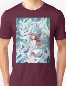 Pokemon - Jasmine - Steelix T-Shirt
