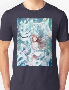 Pokemon - Jasmine - Steelix T-Shirt