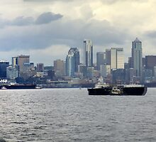 Seattle, Washington by Loisb