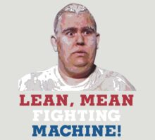 John Candy - Lean Mean Fighting Machine by Blackwing