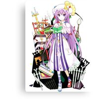 Touhou - Patchouli Knowledge Canvas Print