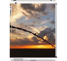 TEXAS SUNSET iPad Case/Skin
